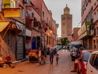 Main events in Maghreb and Mashreq – July