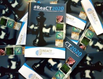 #ReaCT2020 Report on Terrorism and Radicalisation in Europe (N.1, Year 1)
