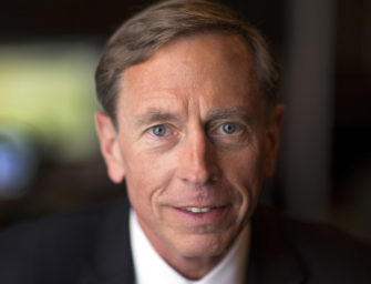 General David Petraeus, US Army (Ret.) and former Director of the CIA, interviewed by Claudio Bertolotti