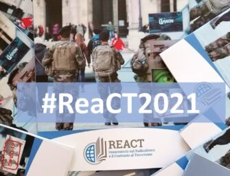 #ReaCT2021 – Tools to counter violent radicalisation: a study case