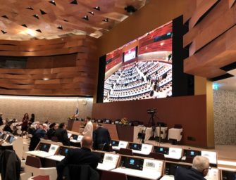 Youth and extremism. START InSight took part in the Muslim World League's international conference in Geneva