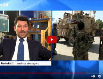 """RAI News 24: """"Afghanistan: il ritiro della NATO anticipa il caos"""". Intervento di C. Bertolotti"""