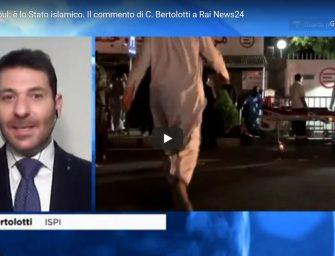 Attacco a Kabul: quali conseguenze? Il commento di C. Bertolotti a RaiNews24