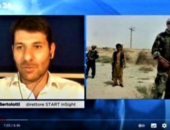 RaiNews24 – Afghanistan, i talebani avanzano. Le considerazioni di C. Bertolotti